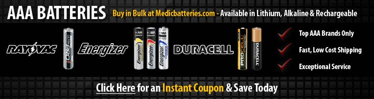 Duracell AAA alkaline batteries, best alkaline  batteries