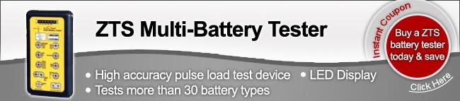 ZTS Multi Battery Tester