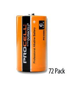 Case of 6 inner packs of 12 batteries